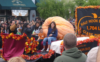 Half Moon Bay Art & Pumpkin Festival