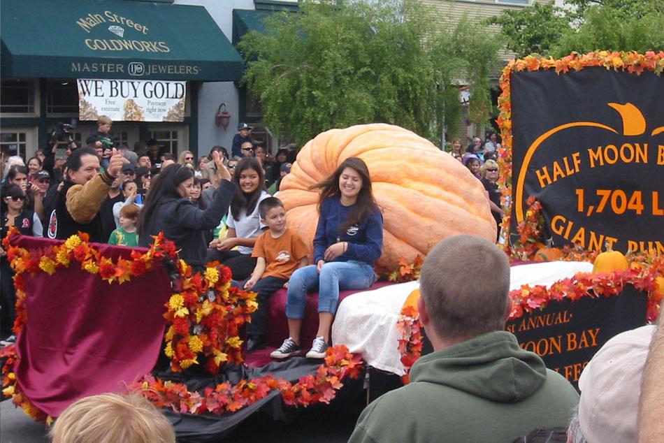 Half Moon Bay Art & Pumpkin Festival Details