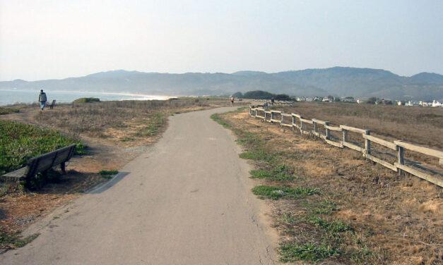 Half Moon Bay Coastside Trail
