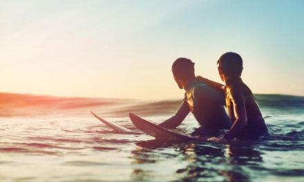 Monterey Surfing