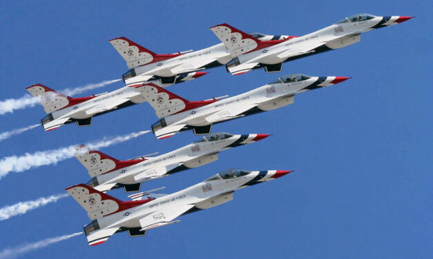 California International Airshow, Salinas