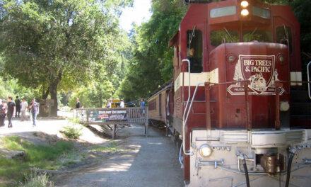 Roaring Camp's Harvest Faire & Steam Festival