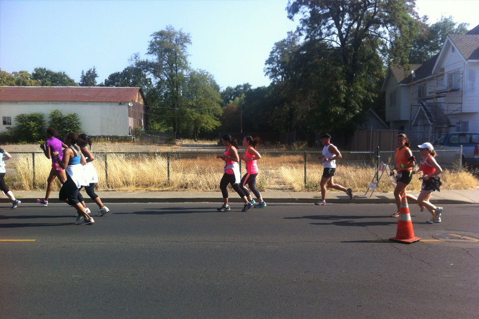 Run Sip Napa to Sonoma 5K and Half Marathon