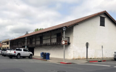 Sonoma Barracks (Pueblo of Sonoma)