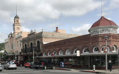 Sonoma Stores Along the Plaza